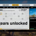 Just Cause 3 All Gears Unlocked