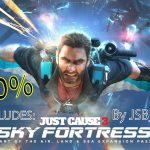 Just Cause 3 Save Game для Sky Fortress Wingsuit
