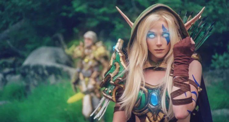 Как выглядит профессиональный косплей по World of Warcraft
