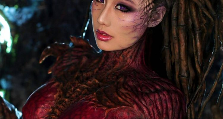 Королева Клинков — косплей Таши