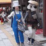 Косплей который потряс улицы Осаки