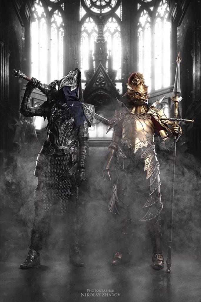 """Косплей Dark Souls – """"достаточно хорош, чтобы умереть"""""""