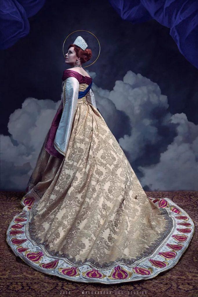 Косплей герцогини Анастасии