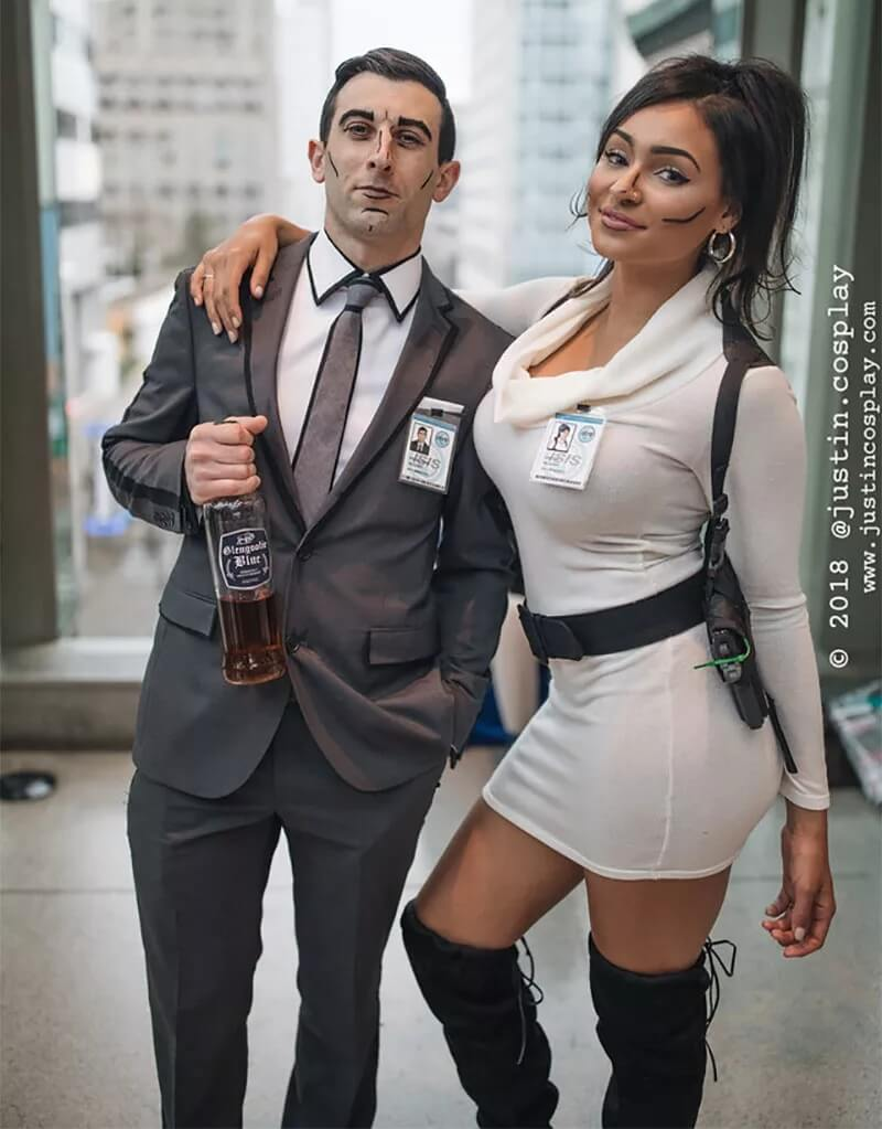 Лучшие косплеи с Emerald City Comic Con