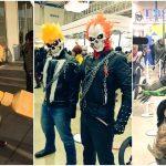 Лучший косплей с The Tokyo Comic Con