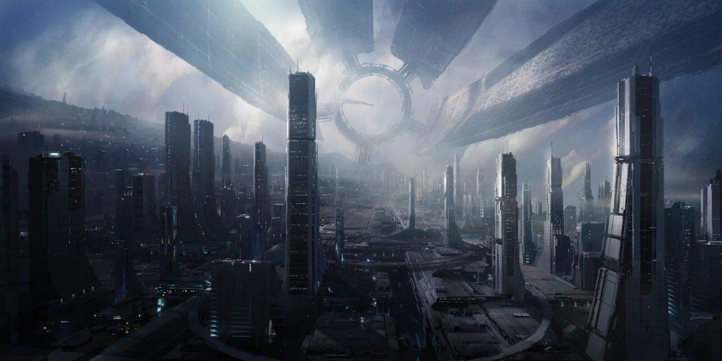 Mass Effect и восторг от исследования новых неизвестных миров
