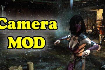 Mortal Kombat X MKX Camera Mod