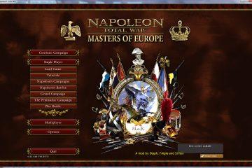 Napoleon: Total War Napoleon: Masters of Europe