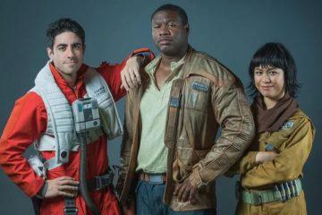 Несколько хороших косплеев по Star wars: The Last Jedi