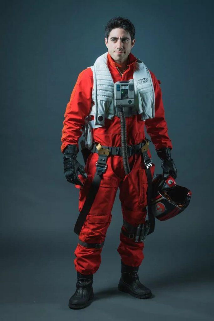 Несколько реально хороших косплеев по Star wars: The Last Jedi