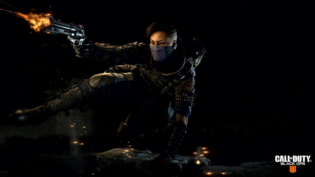 Первые официальные скриншоты Call of Duty Black Ops 4