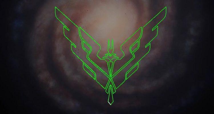 Пилот Elite Dangerous потратил месяц на рисование логотипа