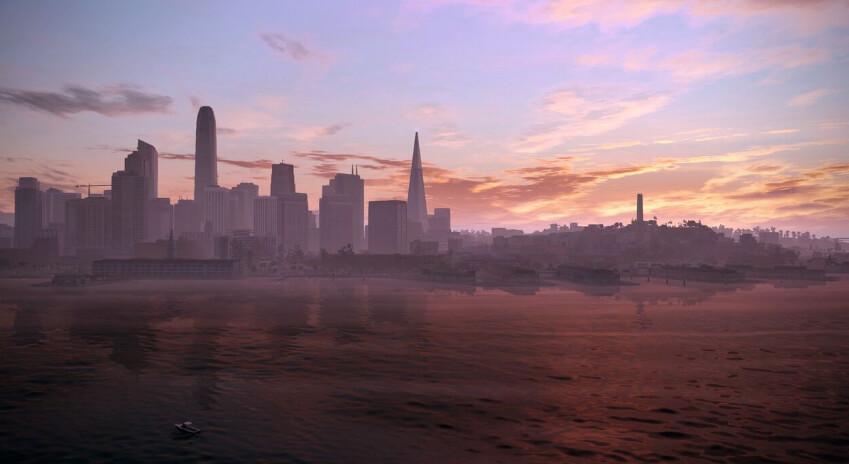 Почему мне нравится быть водителем такси в Сан-Франциско в Watch Dogs 2
