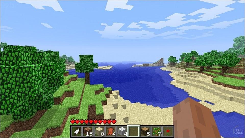 Почему в Minecraft 2 есть смысл