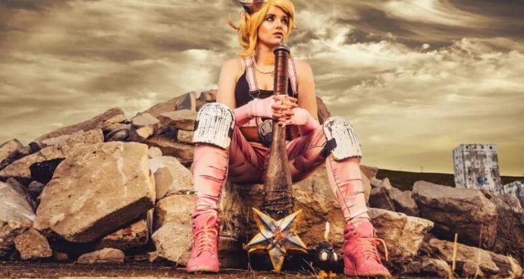 Принцесса Пич готова к Апокалипсису