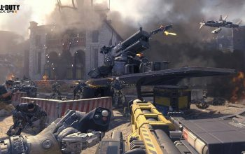 Режим Королевская битва для Call of Duty: Black Ops 4 подтвержден