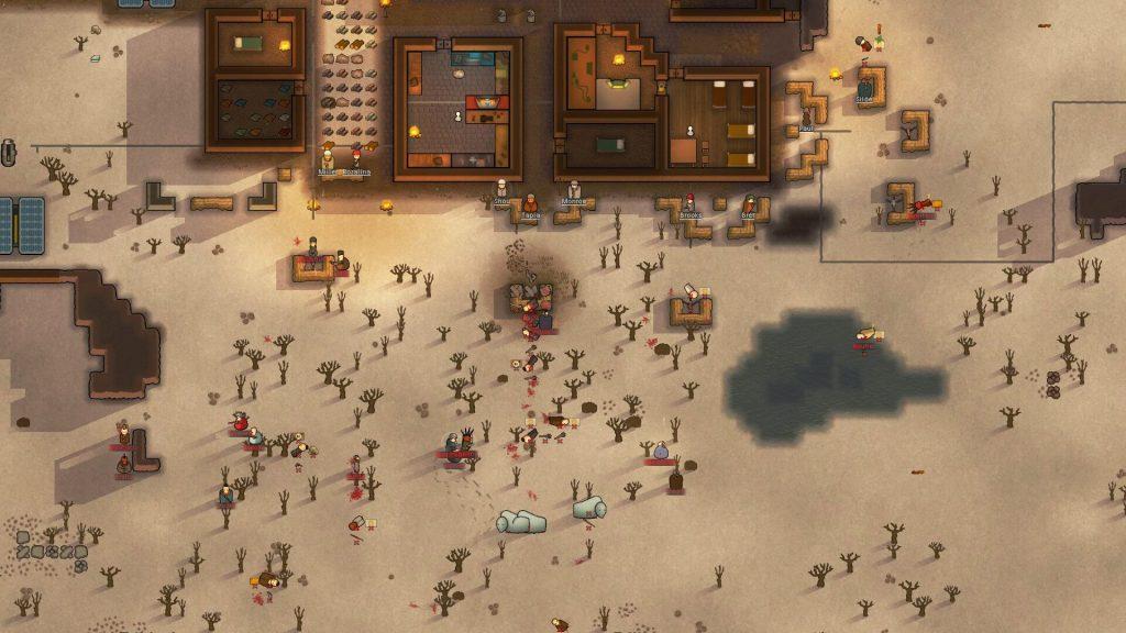 RimWorld, что такое Древняя опасность в игре
