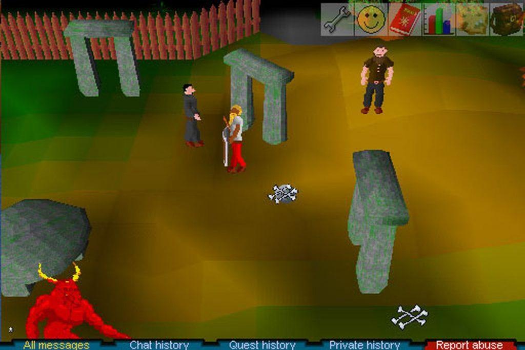 Runescape Classic закрывается