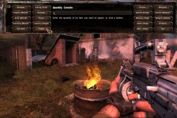S.T.A.L.K.E.R.: Shadow of Chernobyl Atlas (Spawn Menu) Mod