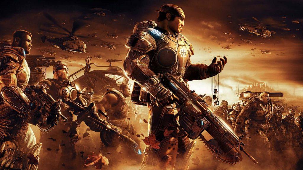 В Gears of War 2 жена Дома чувствует себя очень плохо