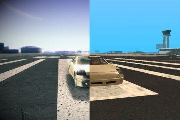 San Andreas GTA SA UltraHD Mod