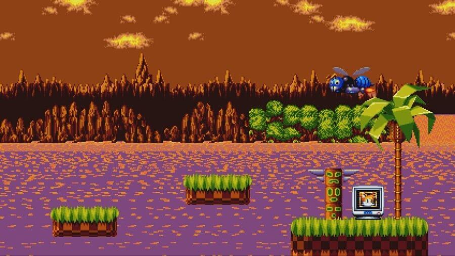 Скриншоты Sonic Mania Plus