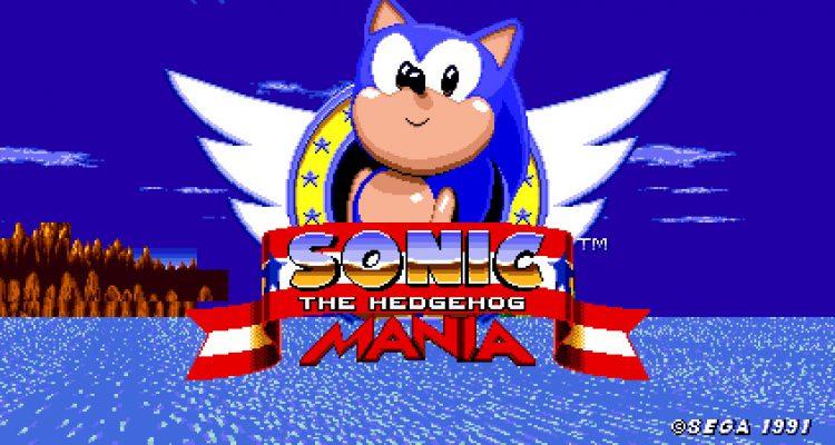 Sonic 1 Mania