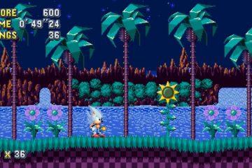 Sonic Mania Hyper Sonic
