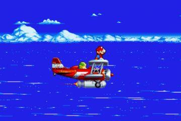 Sonic Mania Mario Mania