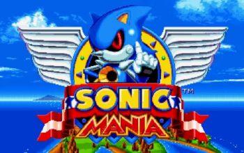 Sonic Mania Metal Mania