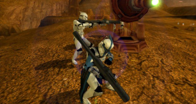 Star Wars Battlefront II Clone Wars Era Mod
