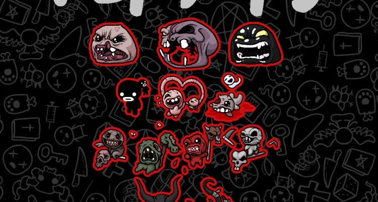 The Binding of Isaac: Afterbirth Boss Challenges
