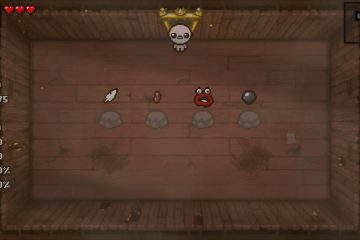 The Binding of Isaac: Afterbirth The Polling Of Isaac †