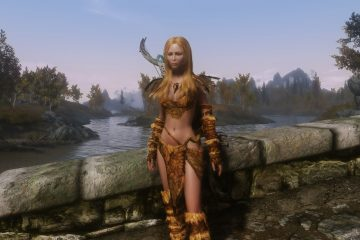 The Elder Scrolls V: Skyrim Caliente's Beautiful Bodies Edition