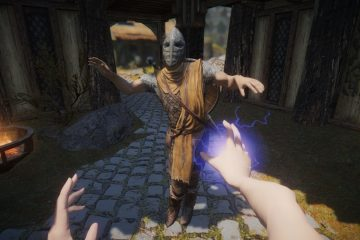 The Elder Scrolls V: Skyrim Fores New Idles