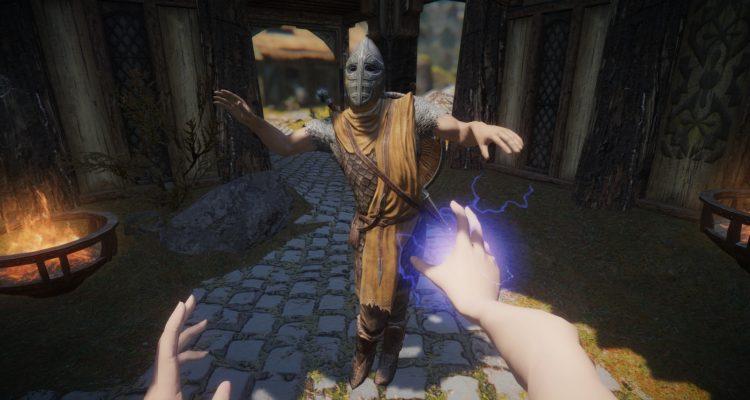 The Elder Scrolls V: Skyrim Fores New Idles