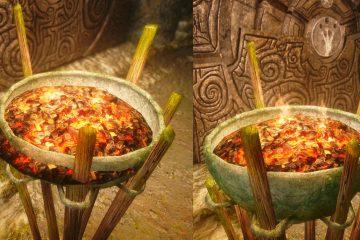 Модификация для Skyrim, исправляющая «тысячи» проблем с размещением вещей
