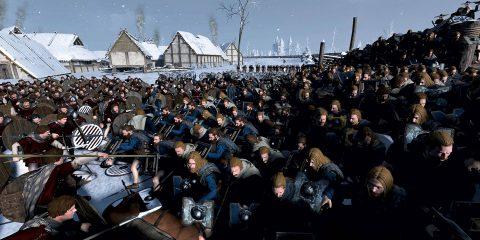 Обзор Total War Saga: Thrones of Britannia