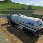 Transport Fever DMA 40t Trucks & Trailers - MAN TGS 26.480