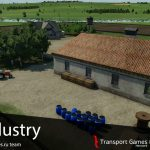Transport Fever New Industry