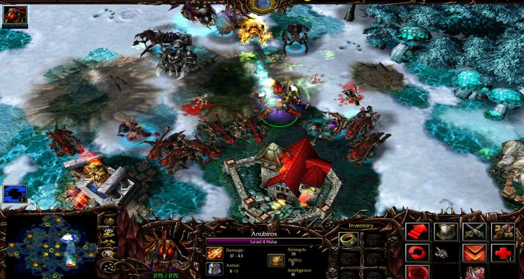 Warcraft III: The Frozen Throne Beyond the Throne: Tides of Darkness