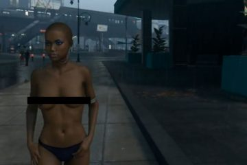 Watch Dogs Nude mod