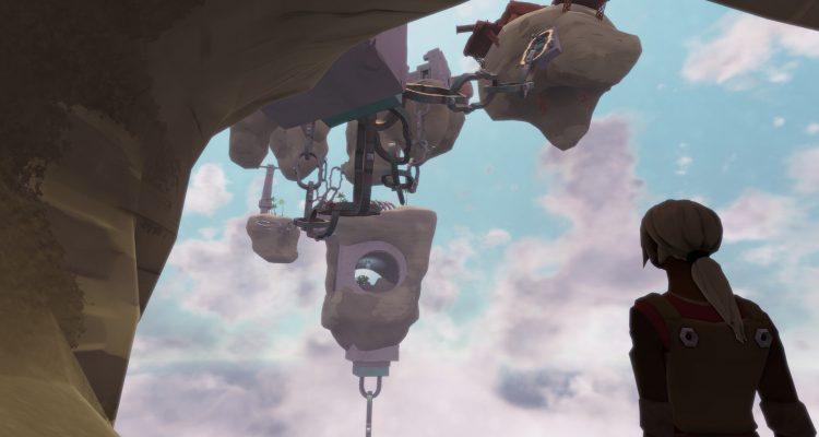 Worlds Adrift: трейлер раннего доступа представляет новые похождения на воздушном корабле