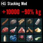 ARK: Survival Evolved HG Stacking Mod