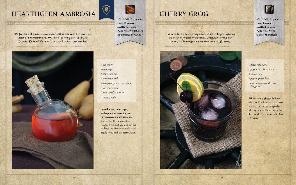Автор кулинарной книги по WoW сделал Когти рилака и Кебаб из паука