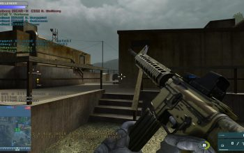 Battlefield 2 Fire Strike