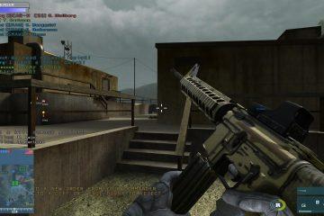 Battlefield 2 Fire Strike