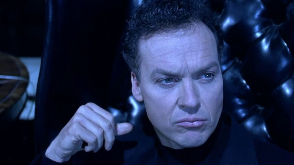 Майкл Китон – «Бэтмен» (1989) и «Бэтмен возвращается» (1992)