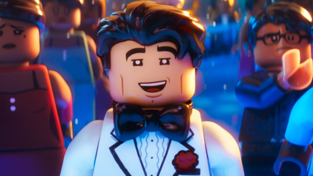 Уилл Арнетт – «Лего Фильм: Бэтмен» (2017)