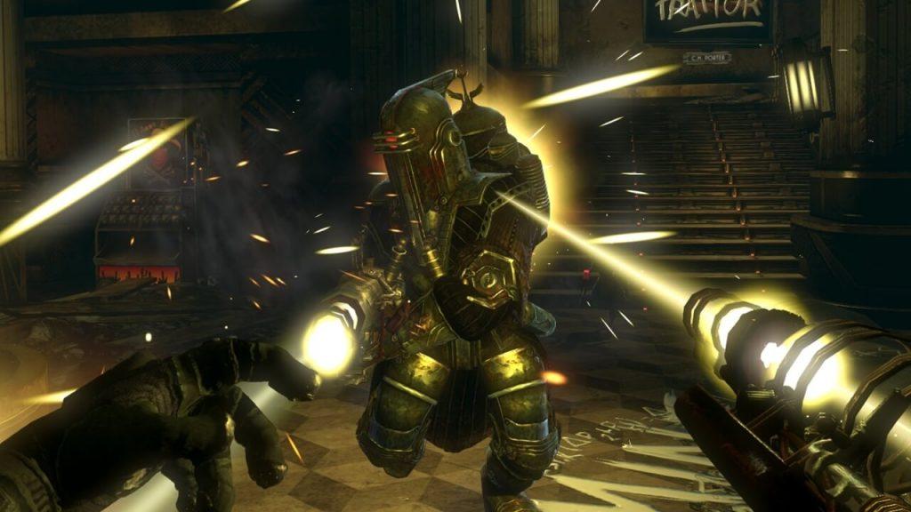 Minerva's Den (BioShock 2)